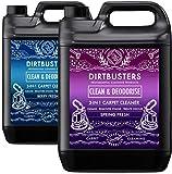 Dirtbusters reinigen und desodorieren Teppichextraktionshampoo Reiniger