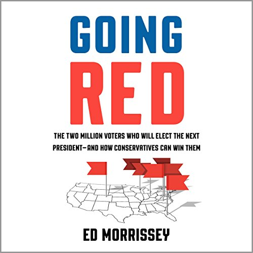 Going Red audiobook cover art