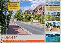 Garbsen (Wandkalender 2022 DIN A3 quer): Eine beschauliche Stadt am Rande von Hannover (Monatskalender, 14 Seiten )