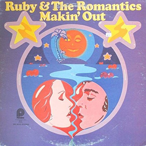 Ruby And The Romantics - Makin' Out - Pickwick/33 Records - SPC-3519