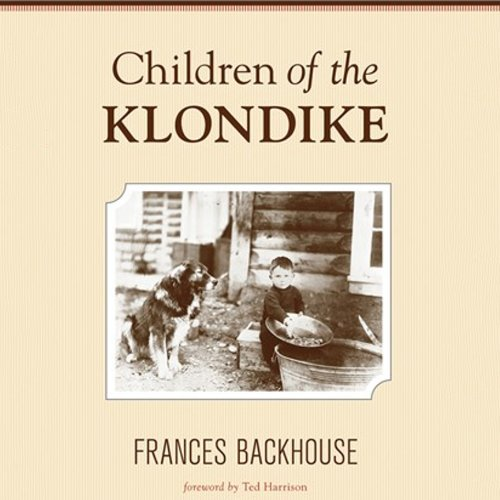 Children of the Klondike audiobook cover art