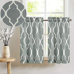 10 Types Of Kitchen Curtains You Should Know Home Decor Bliss