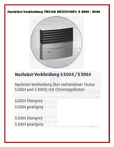 GASHEIZUNG TRUMA S 5004 - Nachrüst-Verkleidungen - Farben : Titangrey oder Pearlgrey - Vertrieb Holly® Produkte STABIELO - holly-sunshade ®