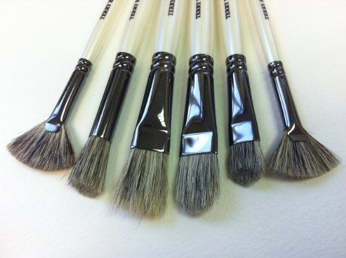 Terry Harrison's Special Effects Brushes - Badger Blends (Medium)