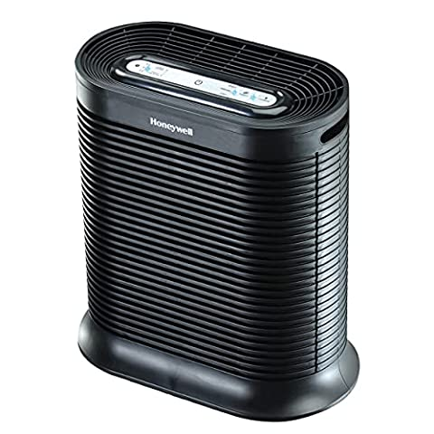 The Honeywell HPA300 Air Purifier in Black