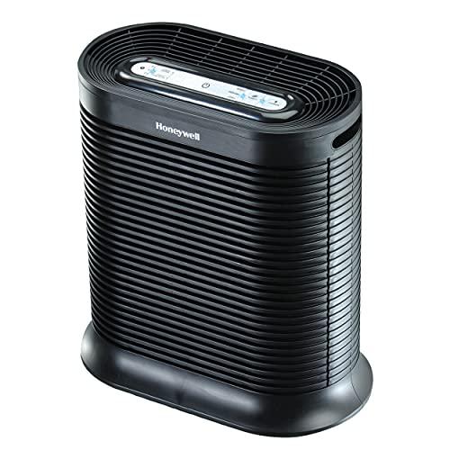 Honeywell True HEPA Allergen Air Purifier, Extra-Large Room, Black