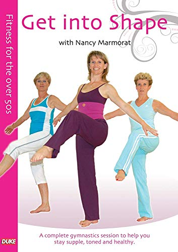 Fitness For The Over 50s Get Into Shape [DVD] [Reino Unido]