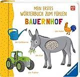 Mein erstes Wörterbuch zum Fühlen: Bauernhof