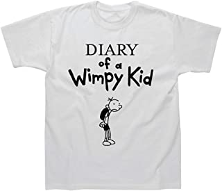 AN EXAMPLE Diary of A Wimpy Kid Inspired by World Book Day Men's T-Shirt