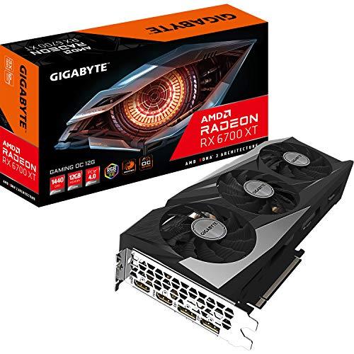 Gigabyte -   Radeon Rx 6700 Xt