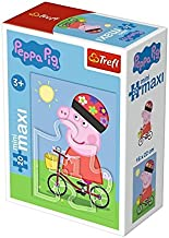 Puzzle MiniMaxi Zabawy swinki Peppy 20