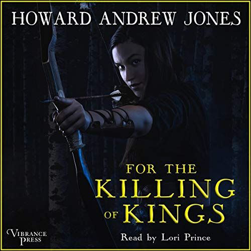 For the Killing of Kings audiobook cover art