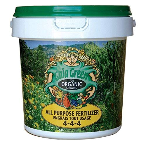 GAIA Green 4-4-4 Organic All-Purpose Fertilizer