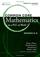 Common Core Mathematics in a PLC at Work™, Grades 6-8