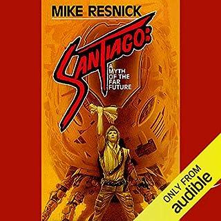Santiago audiobook cover art