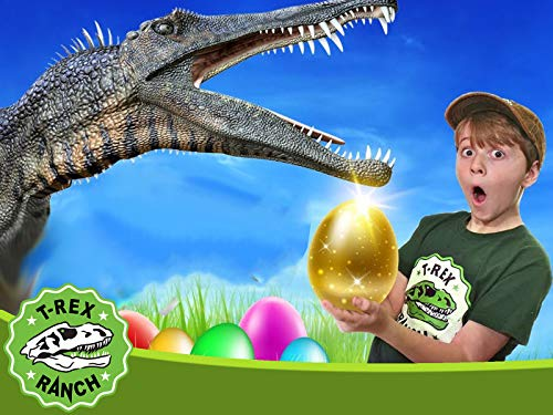 Dinosaur Easter Egg Hunt