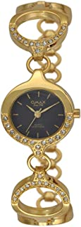 Watch for Women by OMAX, Metal, Analog, OMJEE150GW04