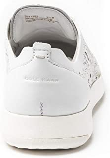 Cole Haan Grandpro Tennis Laser Cut Womens Sneakers White