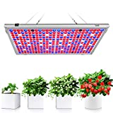 Led Plant Grow Lights,Bozily 300W Full Spectrum Grow Lamps, Foldable Led Growing Lamp Light with Hanging Kit/338 LEDs for Indoor Plants Veg and Flower Seedlings, Growing, Blooming, Fruiting