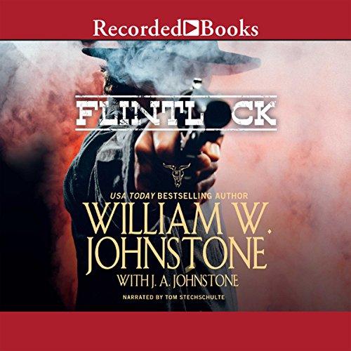 Flintlock audiobook cover art
