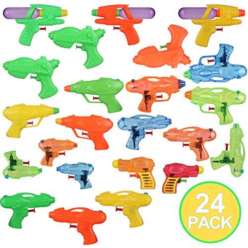 Toyvian - Wasserpistolen in Wie Gezeigt, Größe 16 x 9,5 x 2,7 cm
