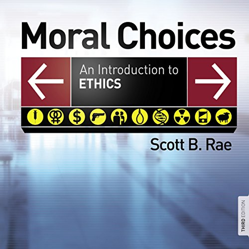 Moral Choices: Audio Lectures audiobook cover art