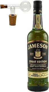 Jameson Caskmates stout Edition irischer Whiskey  1 Glaskugelportionierer
