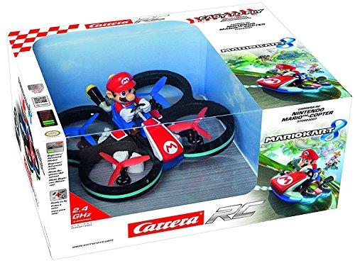 Carrera Super Mario-Copter Vehicle