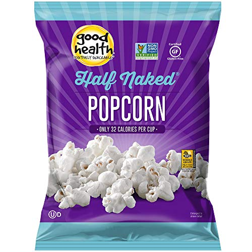 Amazing Deal Good Health Half Naked Popcorn with Hint of Olive Oil 5.25 oz. Bag (8 Bags)