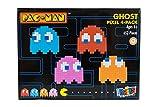Strictly Briks - Pac-Man - Set de Ladrillos píxeles para Construir un Pack de 4 Fantasmas - Producto Oficial de BANDAI NAMCO Entertainment Inc