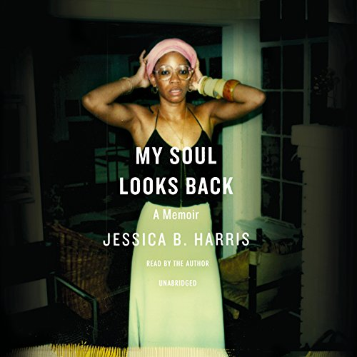 My Soul Looks Back audiobook cover art