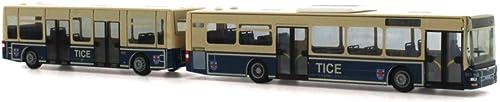 Rietze 66018Goppel Maxi-Train TICE (Lu) modèle de Bus