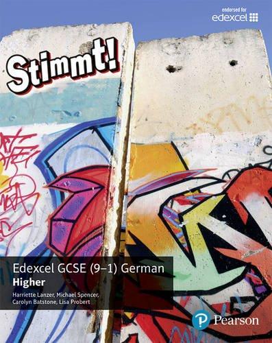 Stimmt! Edexcel GCSE German Higher Student Book
