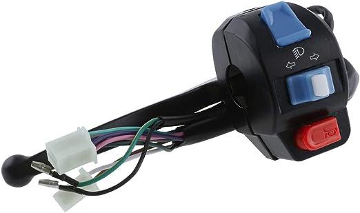 Schaltereinheit Lenker Links Mit Bremshebel Version 2 Agm Gmx 450 Qm50qt 6a Auto