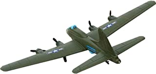 SOWOFA Oversized 28-inch Fixed-Wing RC Plane B-17 Aerial Fortress Bomber Gliding Gliding Drone Aircraft Model Children 4 Propeller Driving Electric Toy