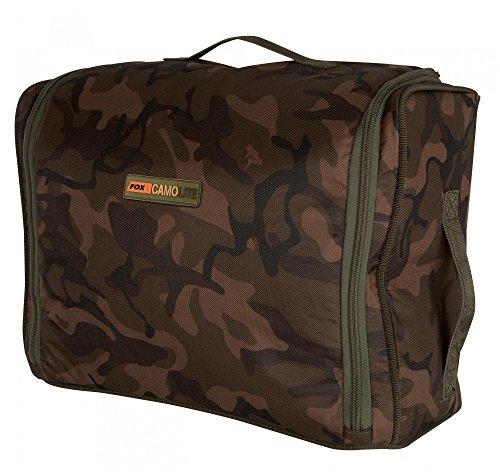 Fox Camolite Large Coolbag Kühltasche fürs Karpfenangeln für Essen & Angelköder & Karpfenköder, Angeltasche für Köder