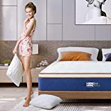 Best Latex Mattresses - BedStory Queen Mattress, 10Inch Latex Infused Memory Foam Review