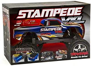 Traxxas Stampede VXL Monster Truck TRA36076