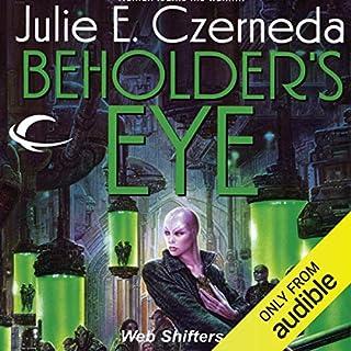 Beholder's Eye audiobook cover art