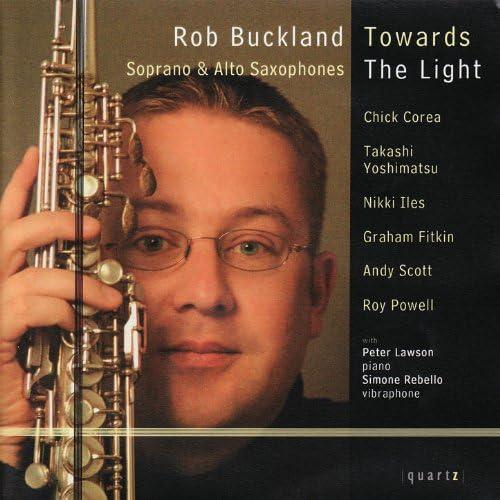 Rob Buckland, Peter Lawson, Simone Rebello