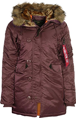 Alpha Industries Dames Jassen/Winterjas N3B VF 59