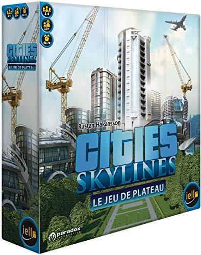 IELLO Cities Skyline - Version française