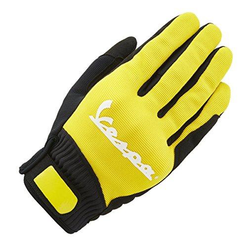 Vespa 606759M02VGY Handschuh, Gelb, M