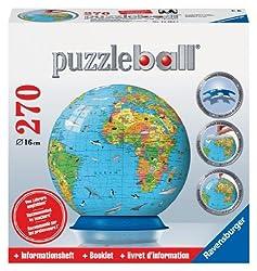 Puzzle Ball, Globe