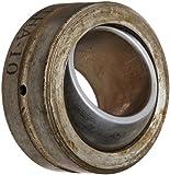 Boston Gear LHA10 Self-Aligning Ball Bearing, Spherical, Precision, 0.625' Bore, Steel