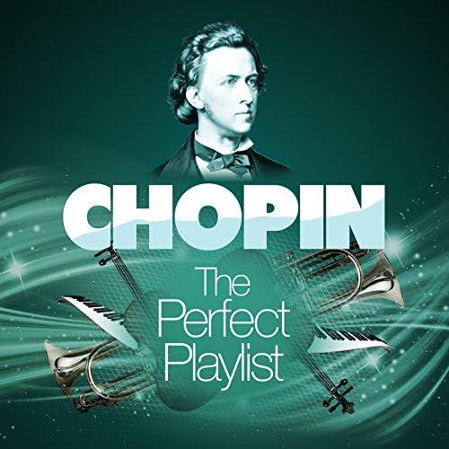 Frédéric Chopin, Peter Schmalfuss & Abbey Simon