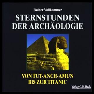 Sternstunden der Archäologie Titelbild