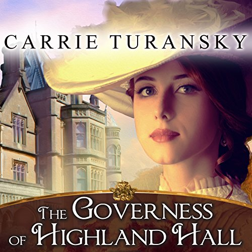 The Governess of Highland Hall audiobook cover art