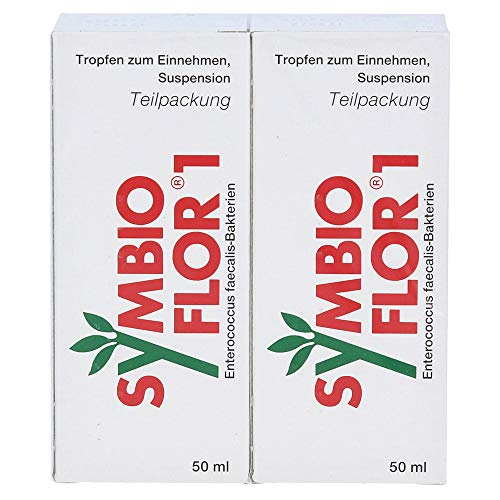 SYMBIOFLOR 1 Suspension 2X50 ml