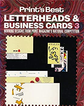 Paperback Print's Best Letterheads & Business Cards: Winning Designs from Print Magazine's National Competition/3 Book